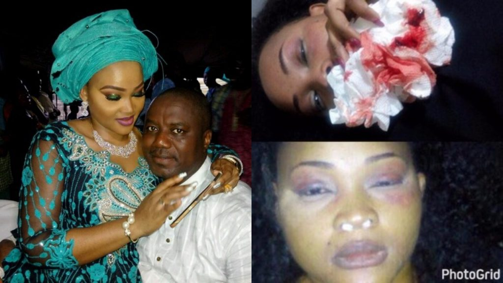 Mercy Aigbe's estranged husband