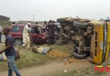 Accident in Abeokuta