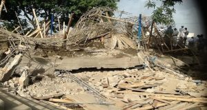 storey building collapse